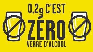 Alcool et permis probatoire : Abaissement du taux à 0,2 g/L !